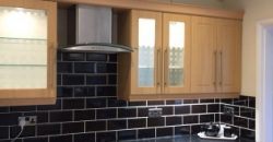 Mid Terraced. Double Bedrooms. New bathroom. Modern Kitchen