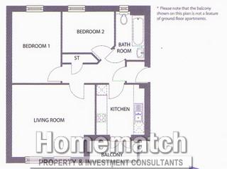 IDEAL SECURE STUDENT LET or YOUNG PROFESSIONAL APARTMENT. Close to the QMC and University. Stylish & Elegant with 2 Bedrooms. 2nd Floor