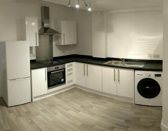 New Build. High Specification. 3 Bedroom Apartment. Allocated Parking